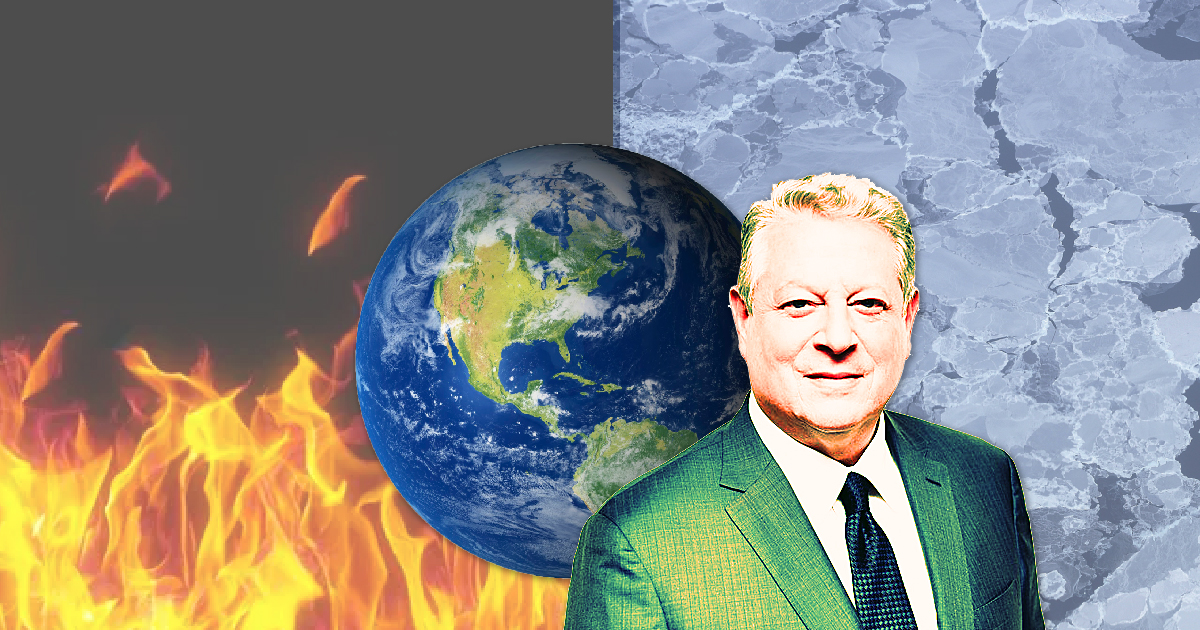 "Nolte ""Scientists Prove Man-Made Global Warming Is a Hoax"""