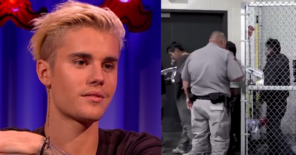"""Justin Bieber Asks Trump to """"Let Those Kids out of Cages,"""" Backfires"""