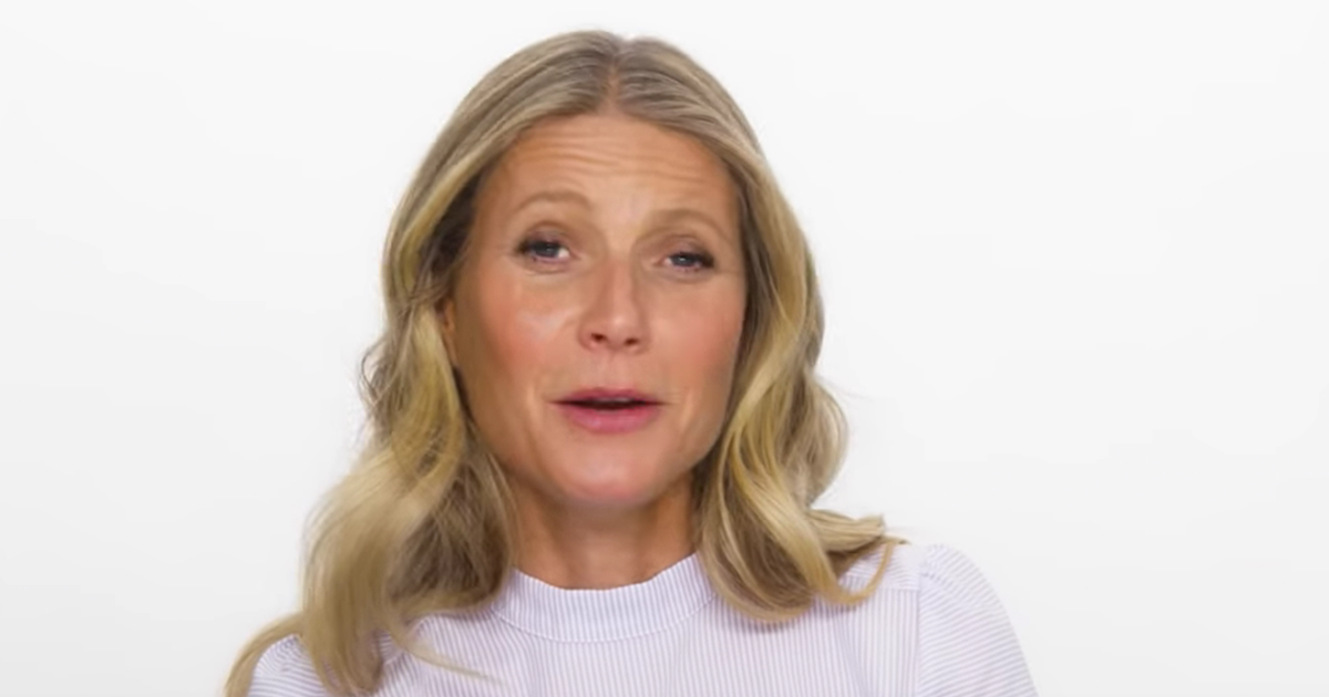 """Gwyneth Paltrow Explains Her """"Vagina"""" Scented Candle Was a Feminist Statement"""