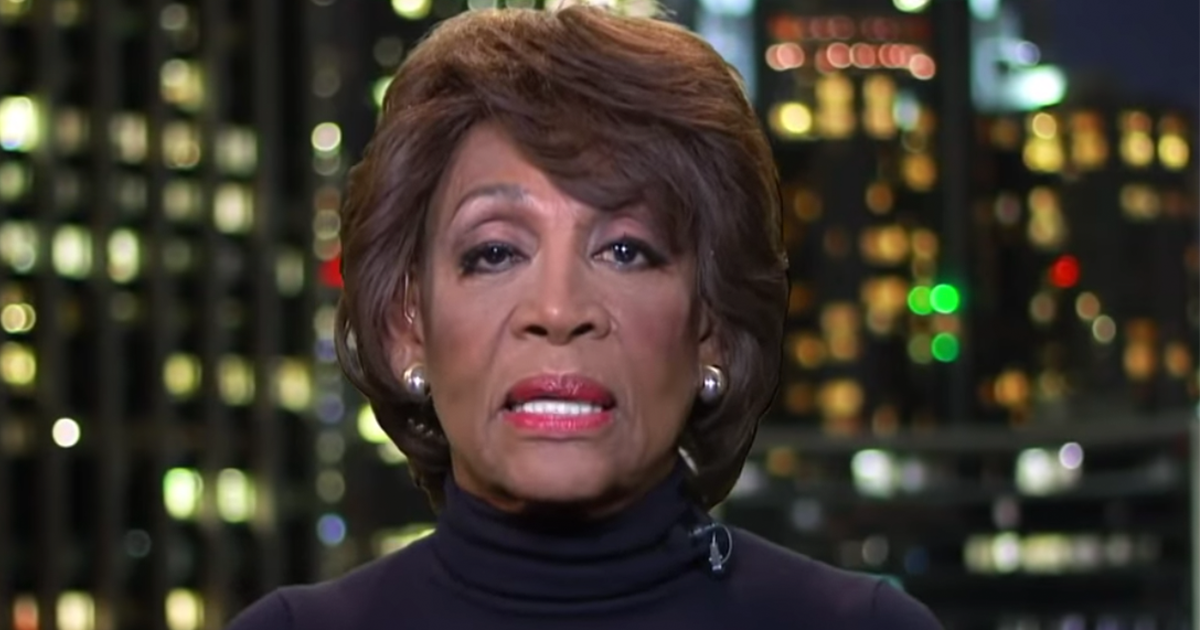 """WATCH: Maxine Waters Warns Trump Is """"Gonna Be Even Worse"""" After Being Acquitted"""