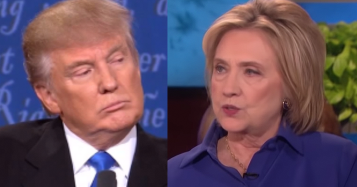 """BREAKING: Hillary Accuses Trump of Behaving Like a """"Failed-State Fascist"""""""
