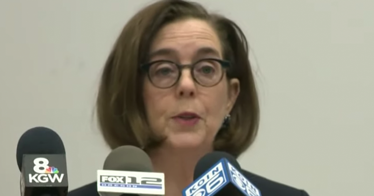 """WATCH: Oregon Governor encourages hosts to """"uninvite"""" guests to gatherings"""