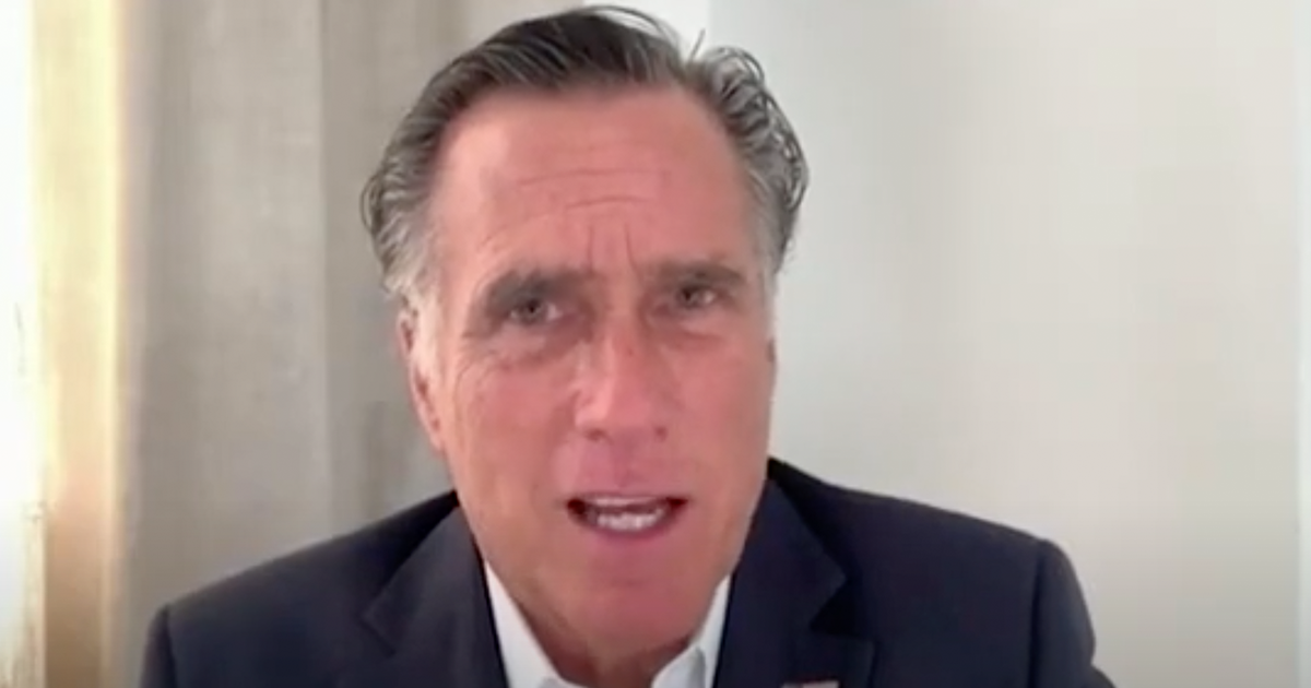 Romney blasts Hawley for plans to object January 6th