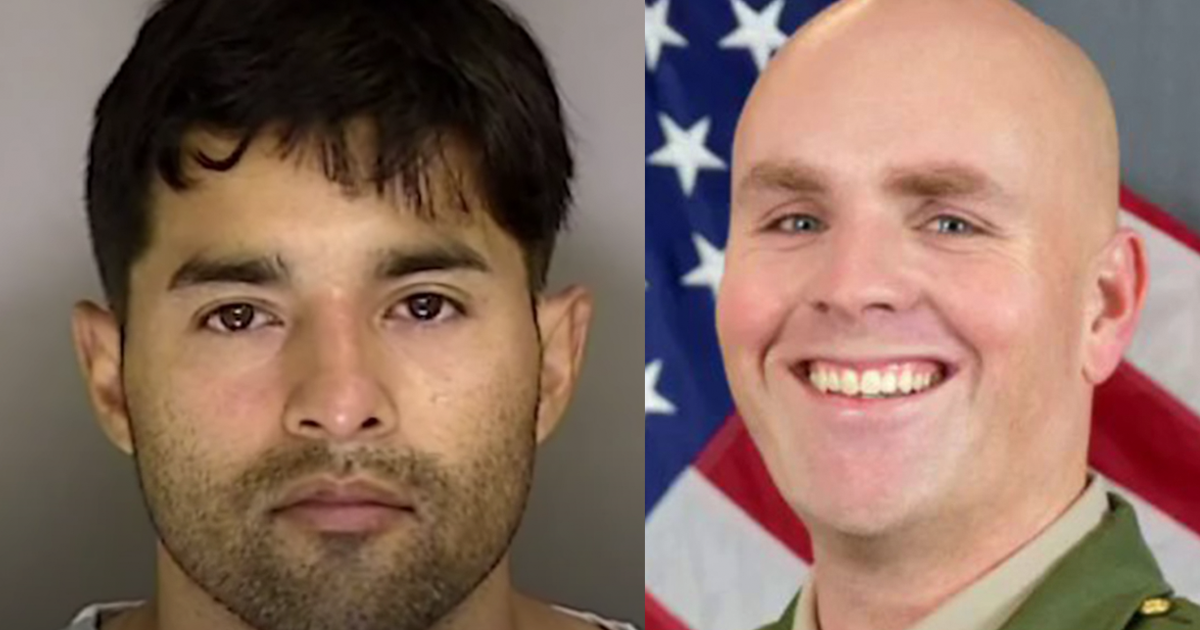 California 'ambush' suspect posted anti-cop messages prior to killing deputy, authorities say