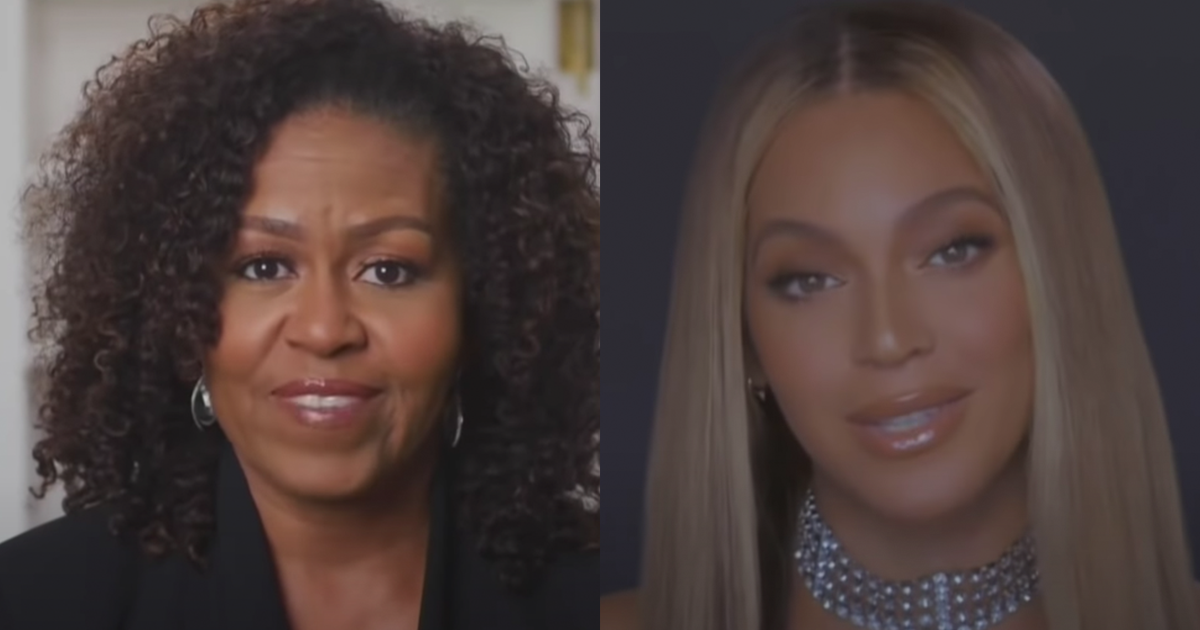 WATCH: Michelle Obama presents Beyoncé with BET Humanitarian Award