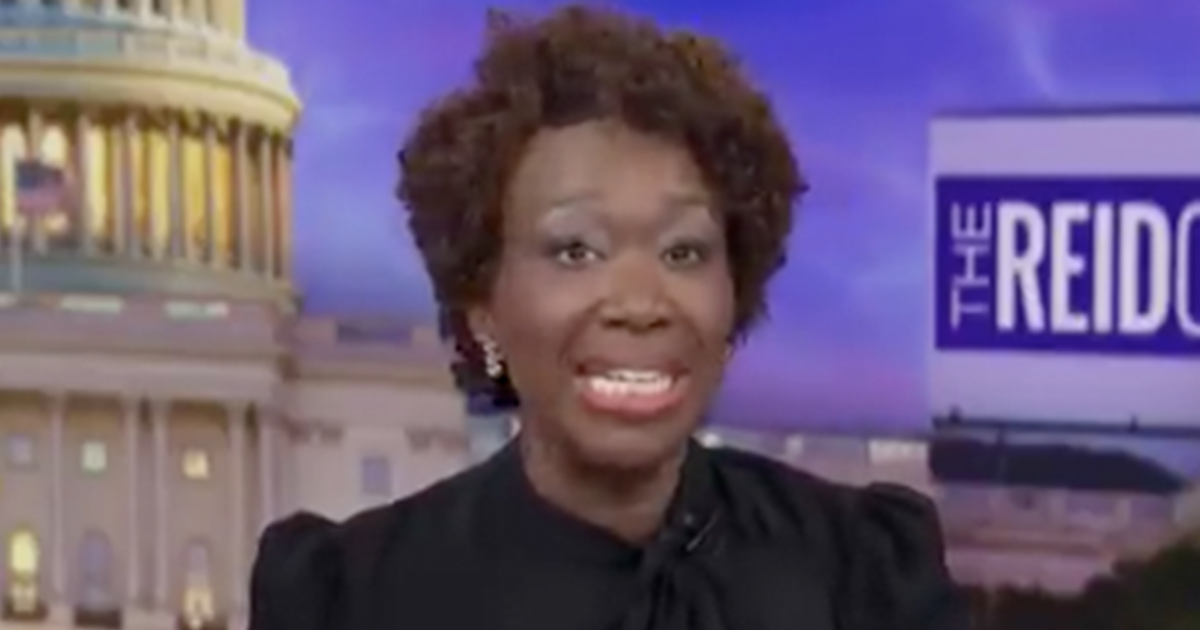 """Joy Reid claims Trump a """"malevolent, really racist man"""" who craved Obama's success and power"""