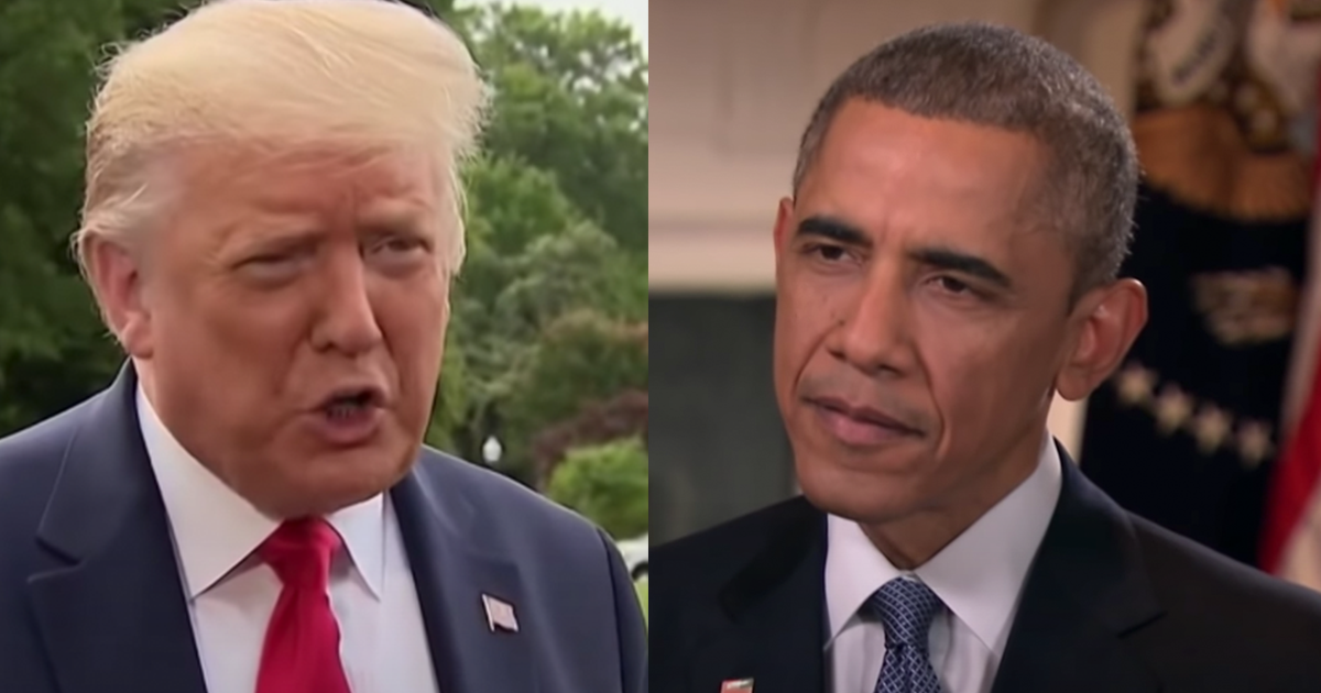 Obama shares theory as to why Trump expanded his share of black male voters in new interview
