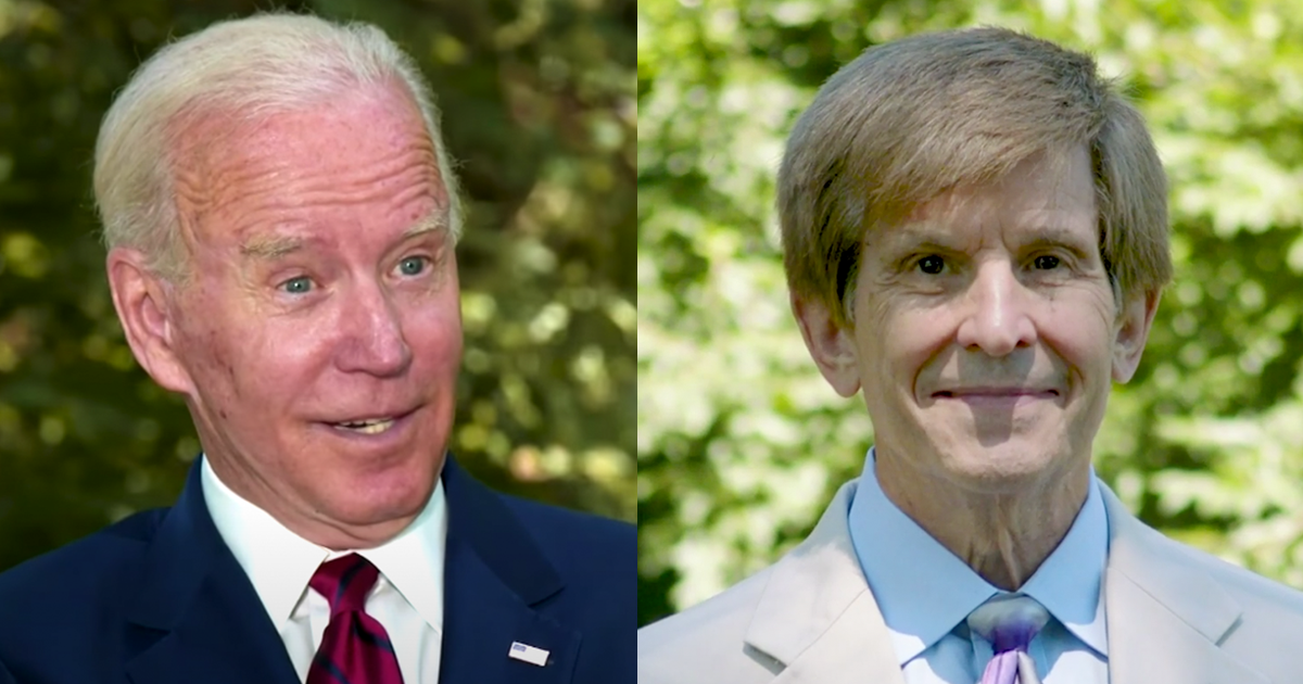 Election expert with perfect record since 1984 predicts Biden will win over Trump