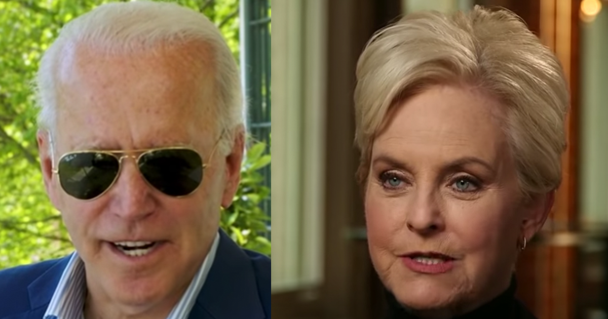 REPORT: Biden eyeing Cindy McCain for ambassador to the UK role A