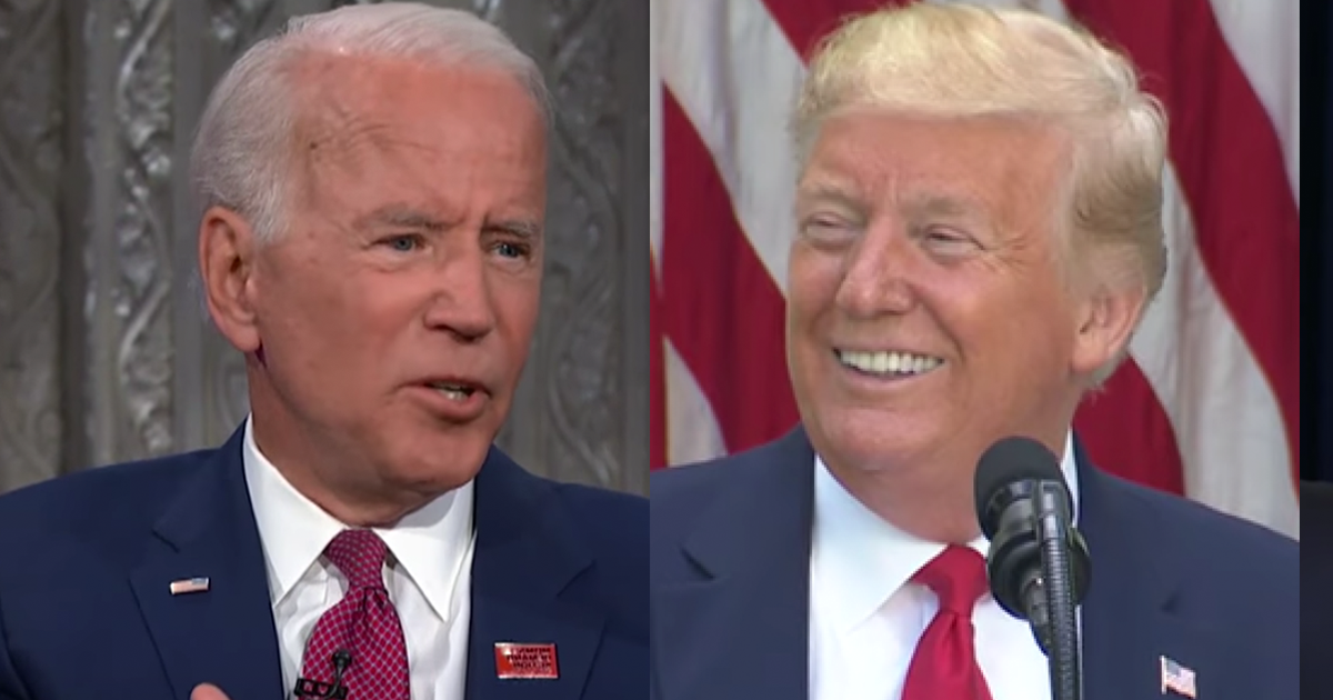 POLLS: Trump Leads Biden in South Carolina and Kentucky, Trails in Maine