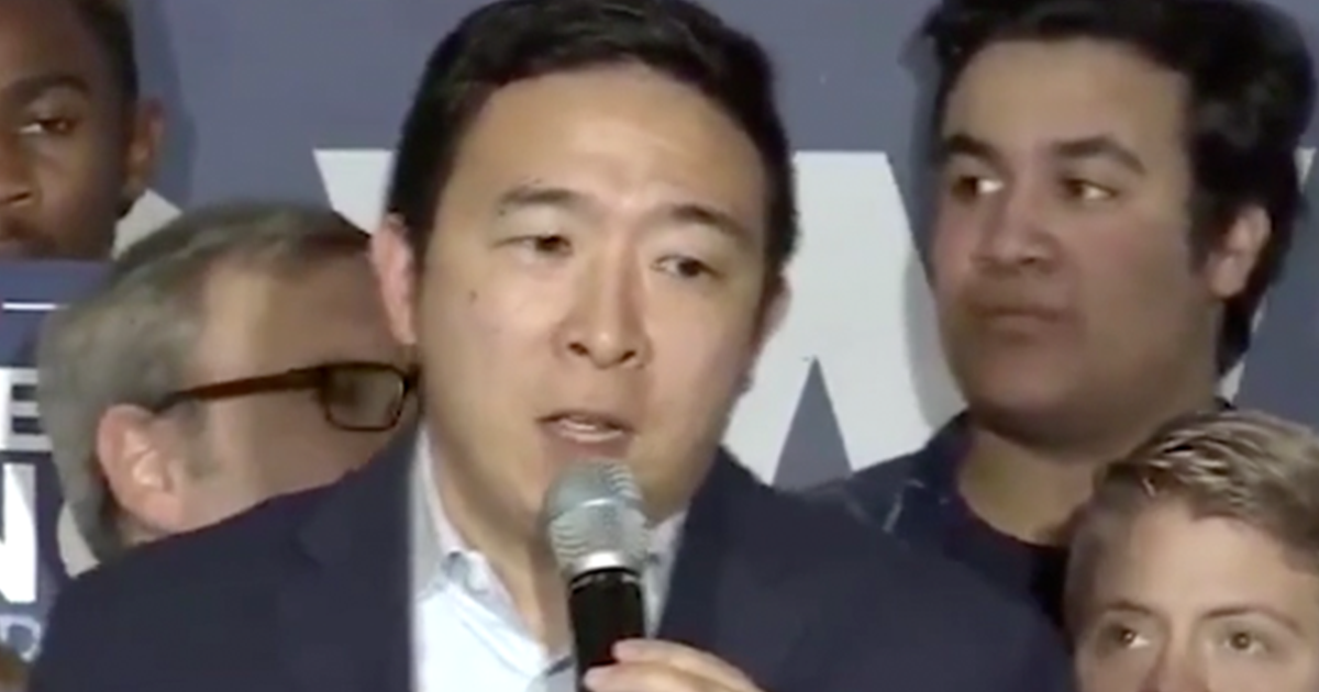 """Andrew Yang disappointed he's not speaking at DNC convention """"I've got to be honest I kind of expected to speak"""""""