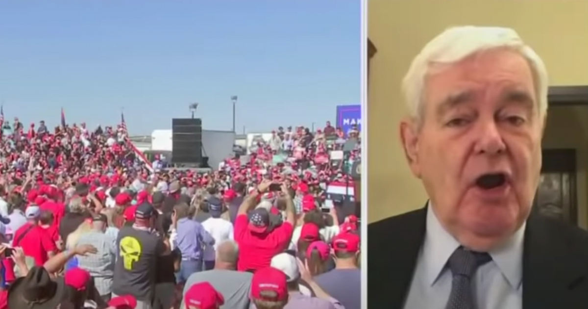 """WATCH: Newt predicts Trump Victory, says """"I think the left is going to be terribly shocked"""""""