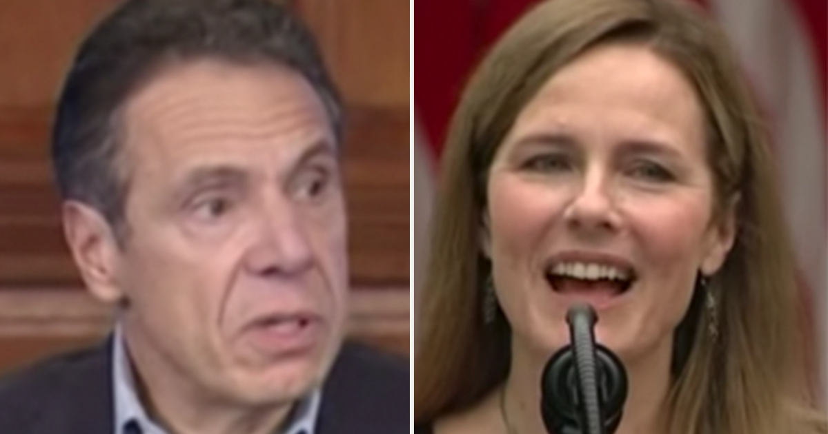 SCOTUS votes 5-4 against Cuomo restrictions to houses of worship, ACB a decisive vote