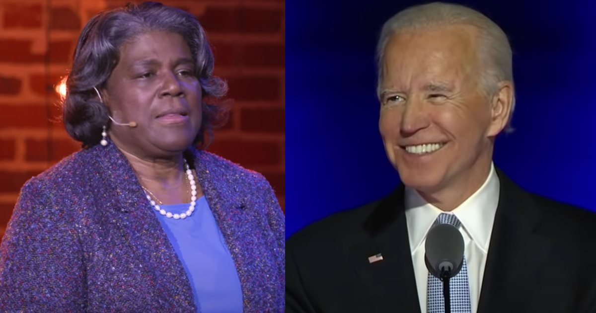 Mary Trump reacts to news Biden is expected to nominate Linda Thomas-Greenfield for ambassador to the UN