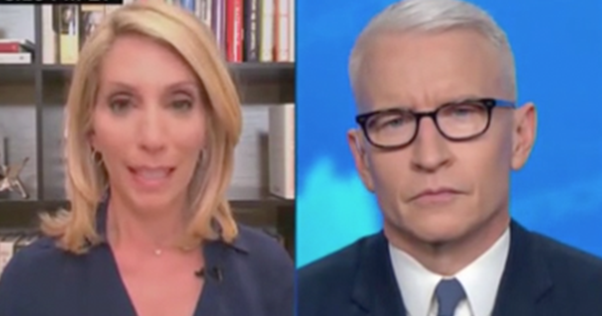 """Dana Bash claims Trump knows """"he's lost"""" but is enacting """"payback"""" for the Russia investigation against him"""