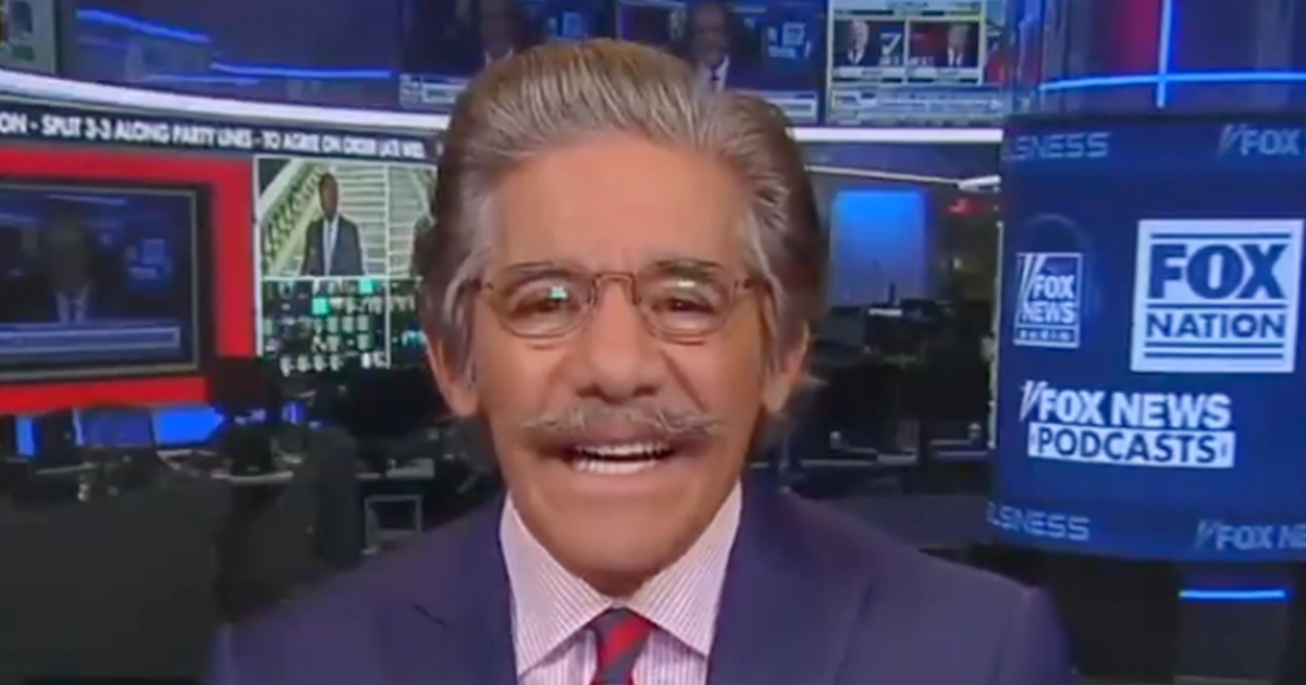 WATCH: Geraldo suggests naming vaccine after Trump