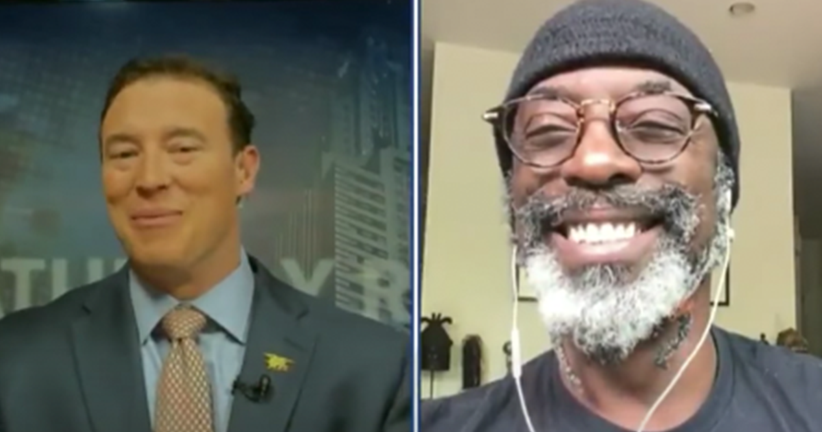 WATCH: Actor Isaiah Washington opens up about being a Trump supporter in the Entertainment Industry