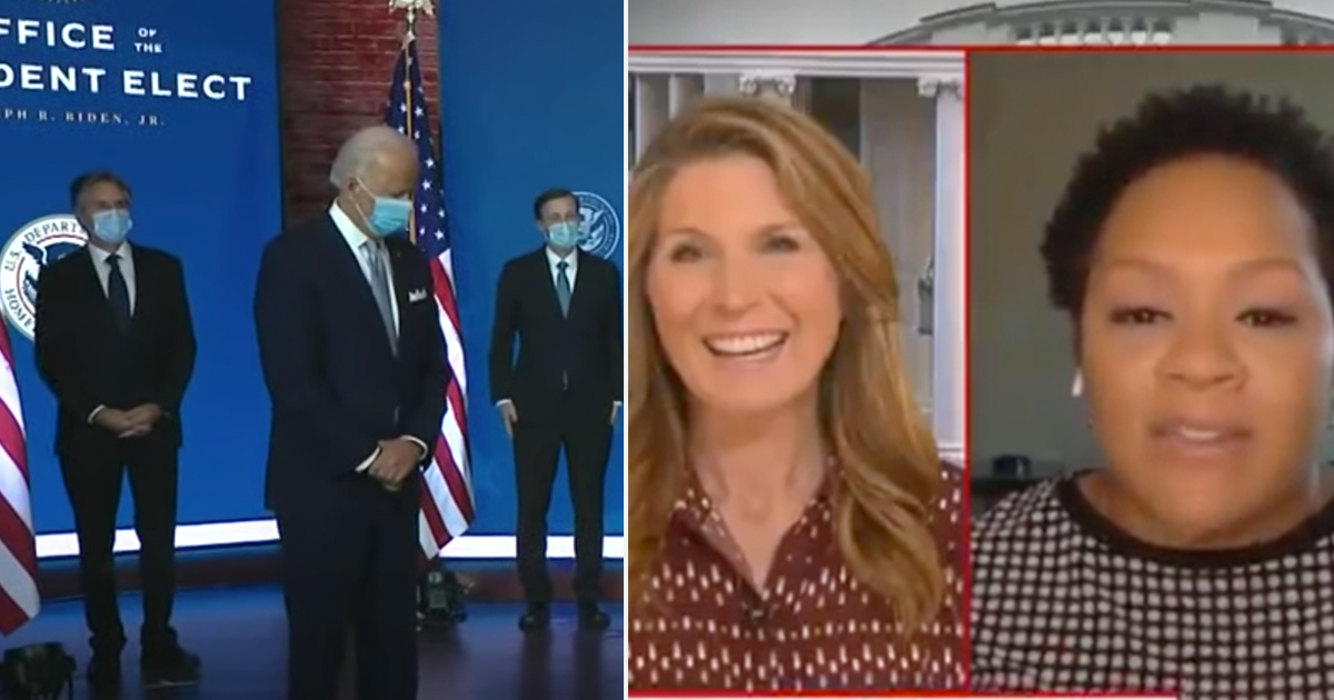 "WATCH: MSNBC guest likens Biden cabinet picks to ""The Avengers…to come and save us all"""