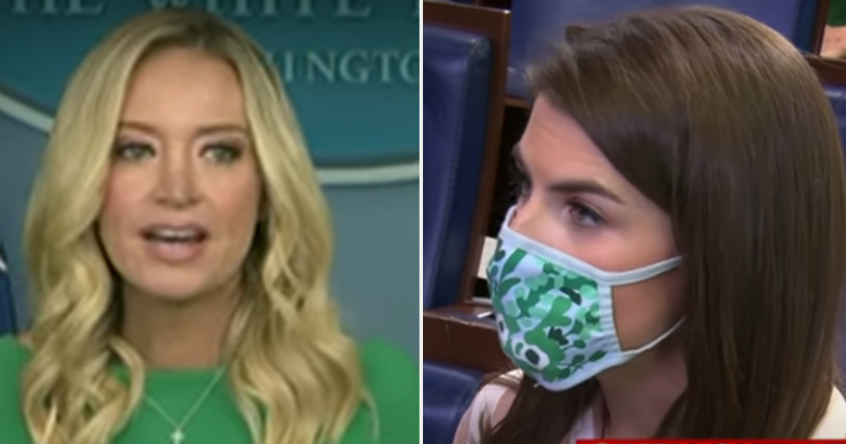"""WATCH: Kayleigh upsets CNN Reporter by calling her an """"Activist,"""" not answering her question"""
