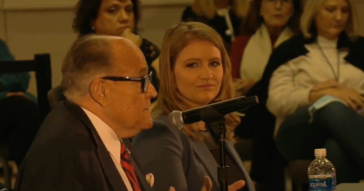 WATCH: Rudy makes case as Arizona State Legislature Holds Public Hearing on 2020 Election