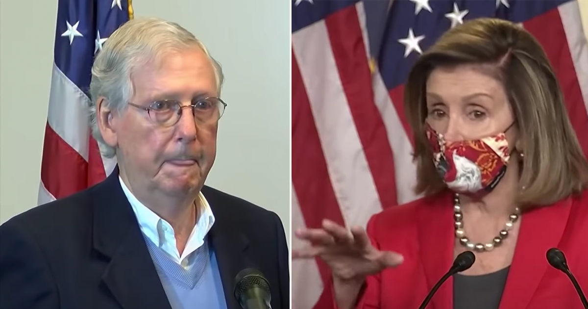 """Marjorie Taylor Greene warns Pelosi, McConnell may be working on """"deal"""" to block electoral college objections"""