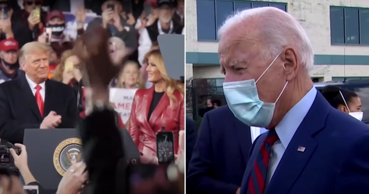 Trump may hold dramatic 2024 kick-off rally opposite Biden Inauguration day