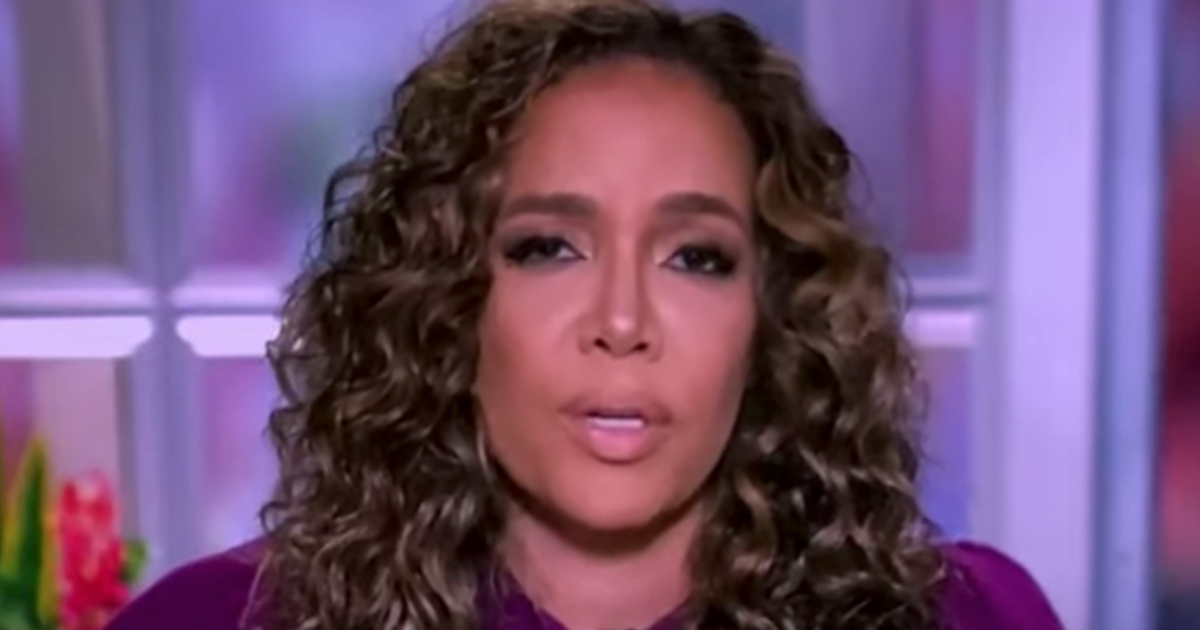 """WATCH: Sunny Hostin suggests 74 million Trump voters """"have been brainwashed"""""""