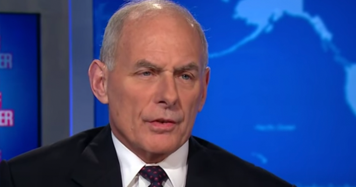 WATCH: John Kelly says he would support invoking the 25th ...