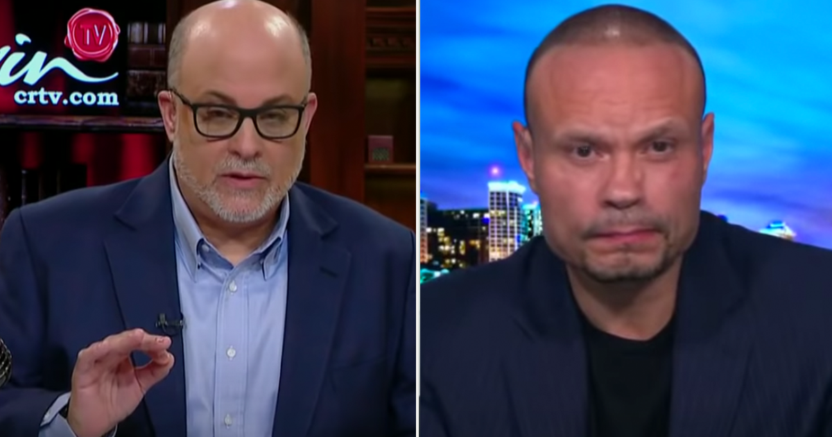 "Talk radio company that works with Bongino, Levin warns of new ""zero tolerance"" policy"