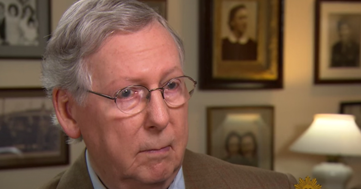 McConnell signaling support for Trump impeachment could set up a seismic split in the party
