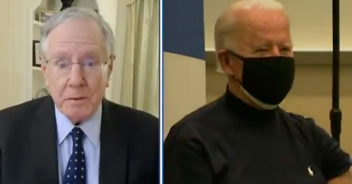 "WATCH: Steve Forbes warns of possible ""spending binge"" under Biden"